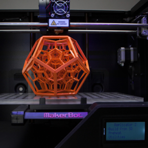 Printing Innovation in 3D